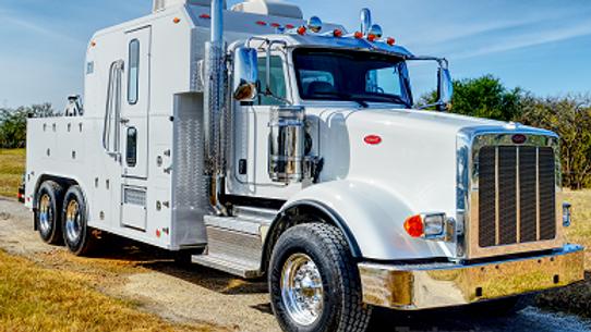 Wireline Truck - 2020 LP E-line