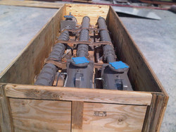 equipment shipping crates
