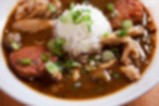 Cajun Seasoned Gumbo
