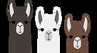 lamaland_eichsfeld_logo_drei_lama_alpaka