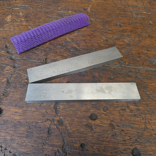 Engineer's Precision Steel Parallels - 1 x Pair