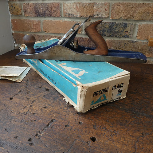 A Boxed Record N0 06 Fore Plane