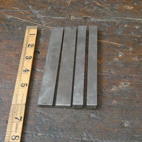 4 x Engineer's Steel Parallel's -150mm long