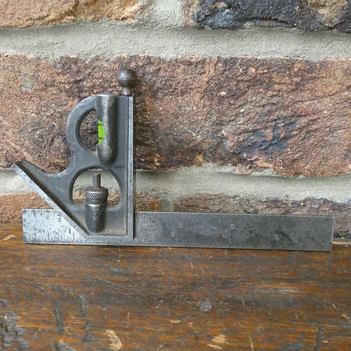 "Brown & Sharpe 6"" Combination Square"