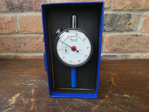 Mercer Dial Gauge - Beta - Grad 0-100 - Fine