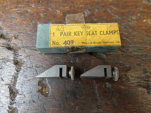 M&W - 1 Pair Key Seat Clamps