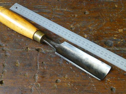 40mm Firmer Gouge - Mawhood