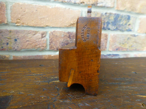 3/4 Side Bead Moulding Plane J.Willey