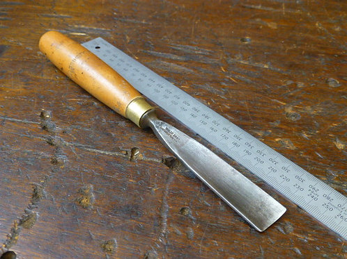 21mm Straight Gouge Carving Chisel
