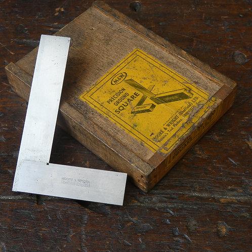 "M&W Precision Ground Square - 3"""