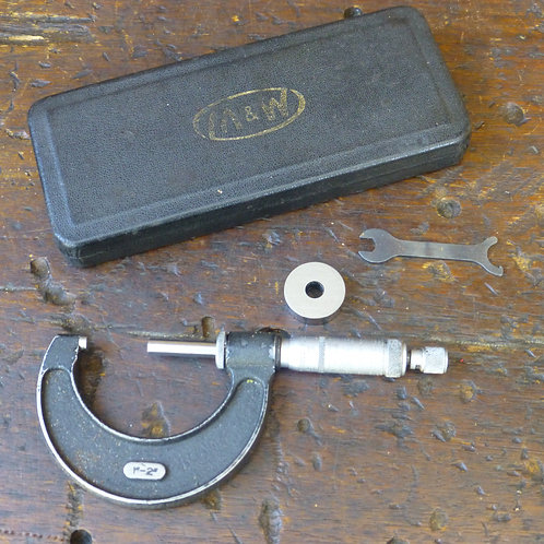 Moore & Wright Micrometer No966