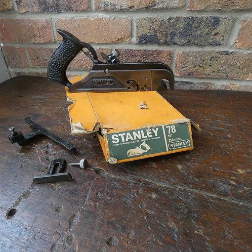 A Boxed Stanley 78 Rabbet Plane
