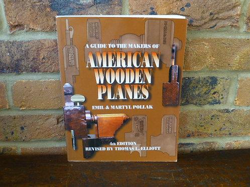 Book.American Wooden planes