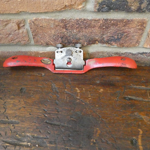 Record No A151 Round Face Adjustable Spokeshave
