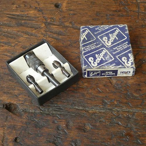 Boxed Eclipse No 160 Pin Chuck