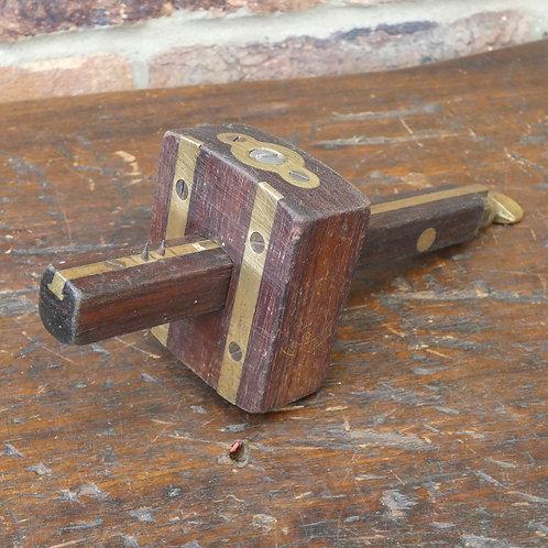 Marples Brass & Rosewood Marking Gauge