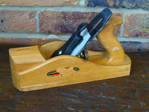 Marples No 2690 Beech Smoothing Plane