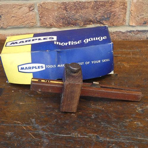 Boxed Marples Mortice Gauge