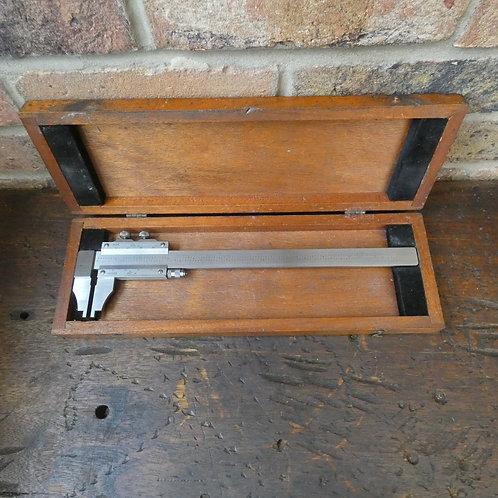 "12"" Boxed Vernier Caliper - Ritefeel by C A Gray Ltd"