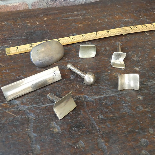 Foundry Man's Tools - Sand Moulder's Tools/ Smoother's