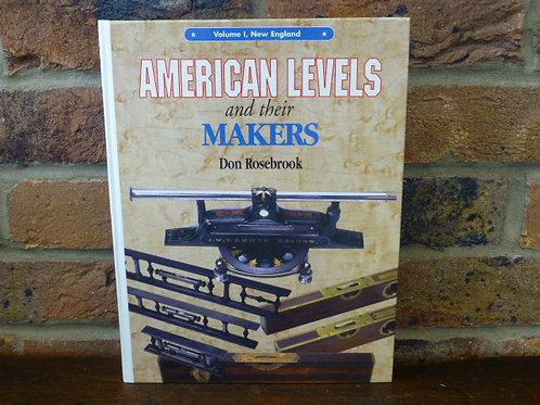 Hardback Book.American Levels
