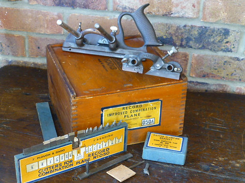 A Record No050 Combination Plane in Box