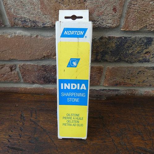 Unused Norton India Combination Stone - No IB-8
