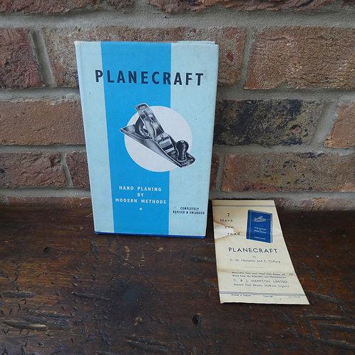 Planecraft Hardback Book