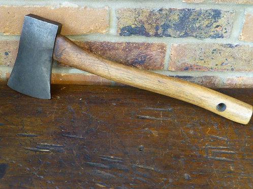 No 3 Long Handled Hand Axe - Brades No 378