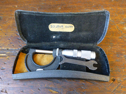 Moore & Wright No965m Micrometer