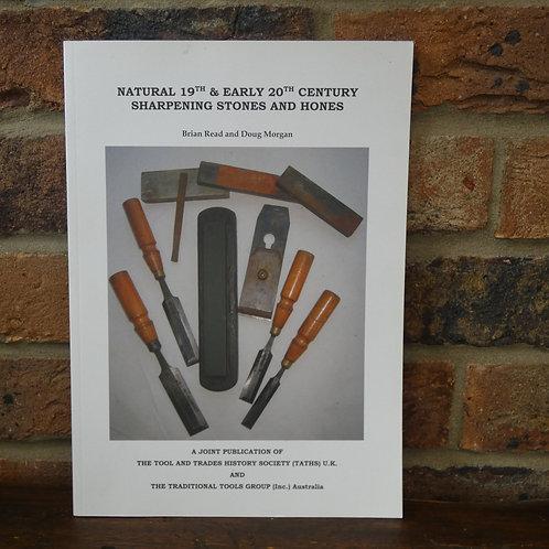 Sharpening Stones & Hones Paperback Book