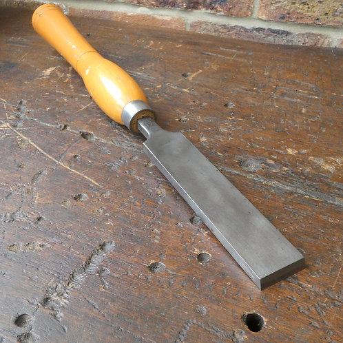 """Large Heavy Duty Square End Scraper - 1 1/2"""" -Sheffield Steel"""