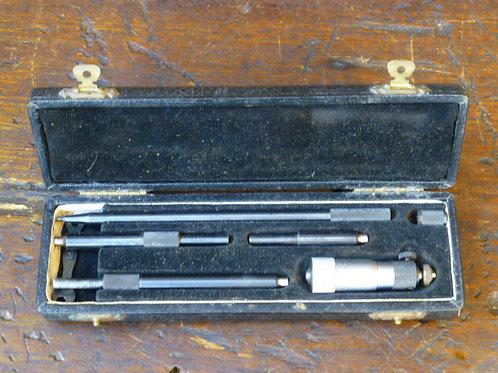 A Shardlow Depth Micrometer