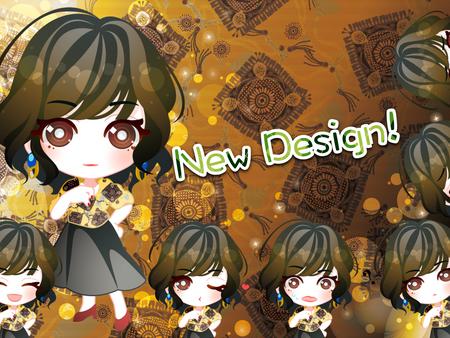 New Design!!