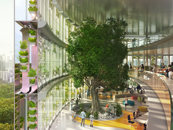 These Farms Are Reaching For The Sky Bringing Agriculture Into Cities