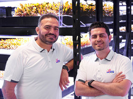 Brothers Bring UP Vertical Farms To Pitt Meadows