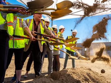 Denver Public Schools Will Grow Students' Salad Fixings In A Massive New Greenhouse