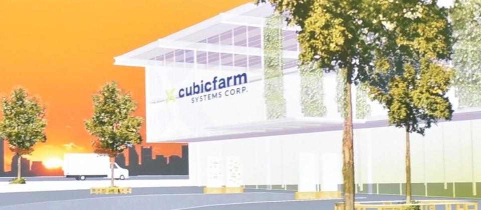 Ag-tech Company Announces A Vertical Farm Fresh Produce Hub For Lower Mainland