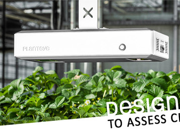 Innovative 3D Sensor Technology Challenges The Status Quo For Plant Phenotyping