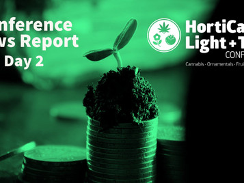HortiCann Day 2: Speakers Build On Business Case For LEDs And CEA Acumen