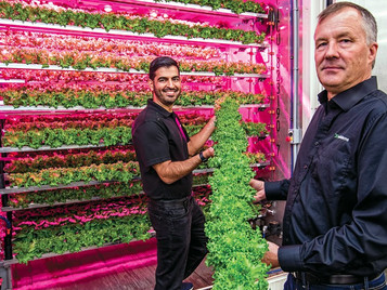 Agri-Tech Pushes Growers Beyond 'Spray-And-Pray' Farming