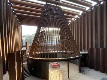 Dutch Pavilion's Vertical Farm Unveils First Produce At Expo 2020 Dubai