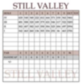 Vespra Hills scorecard 2017Still Valley.
