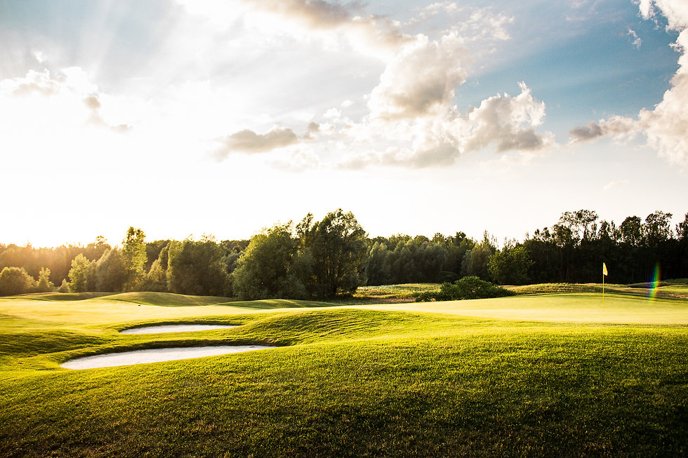 Vespra Hills Golf Club Springwater