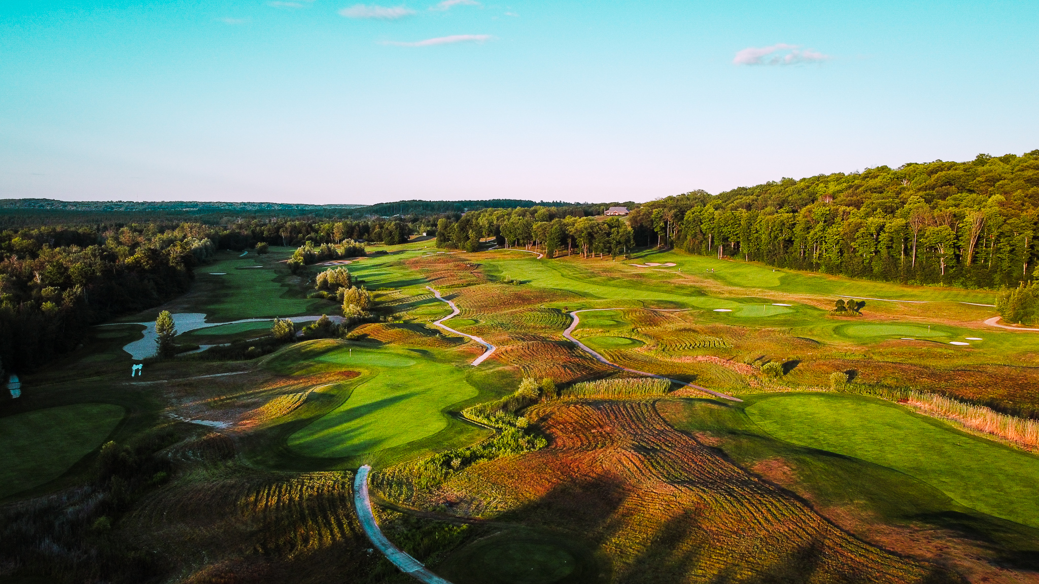 Best Golf Course in Barrie - Vespra Hill