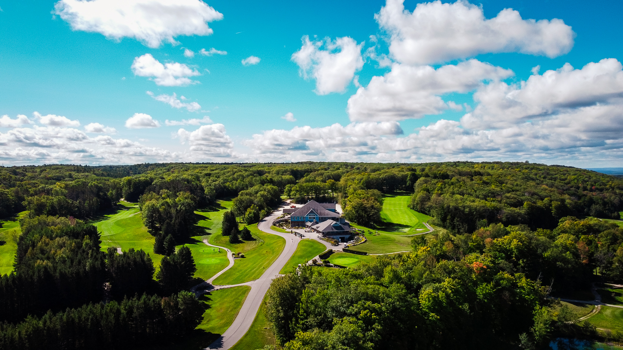 Vespra Hills Golf Club Barrie Overview