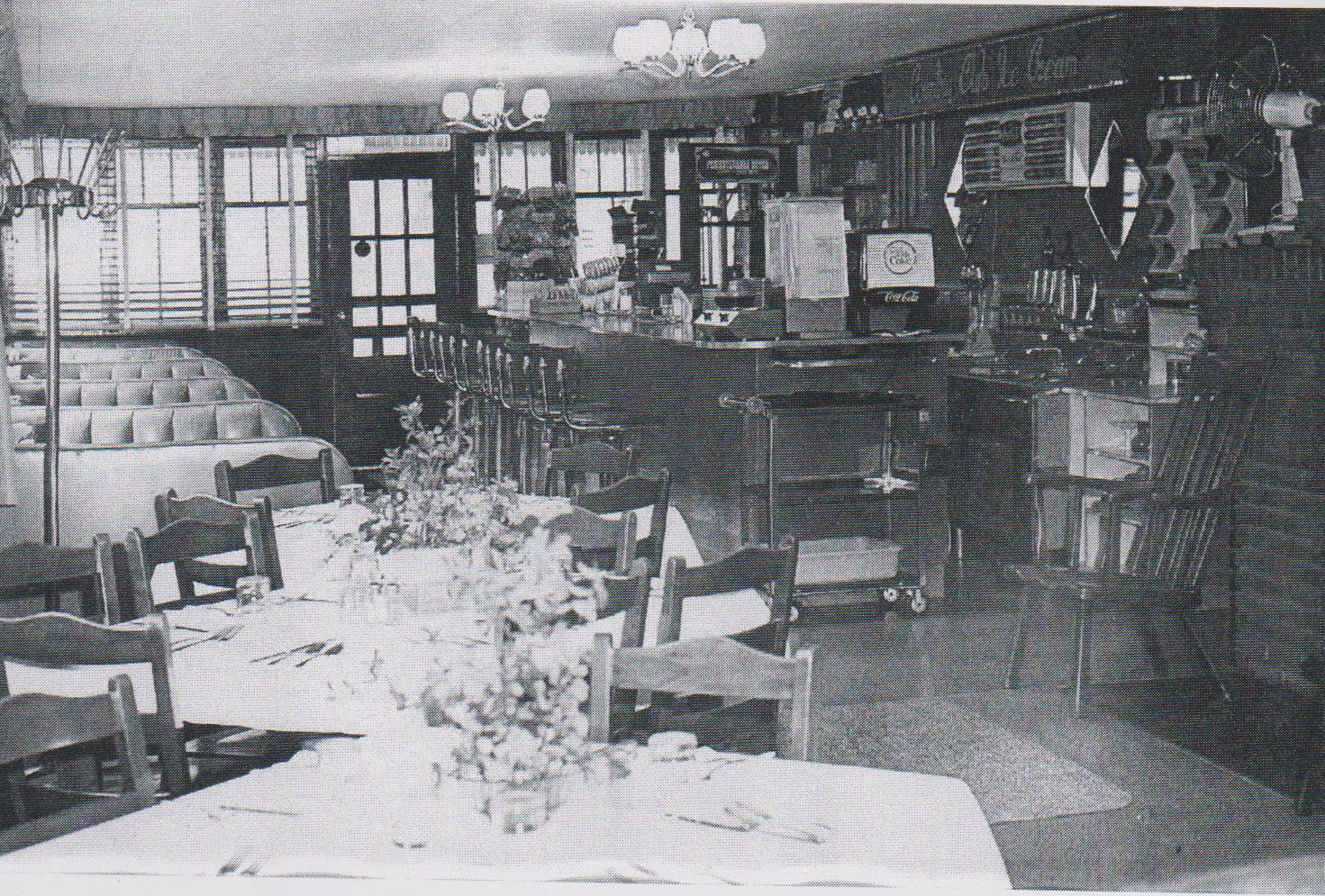 MacBeths Dining Room