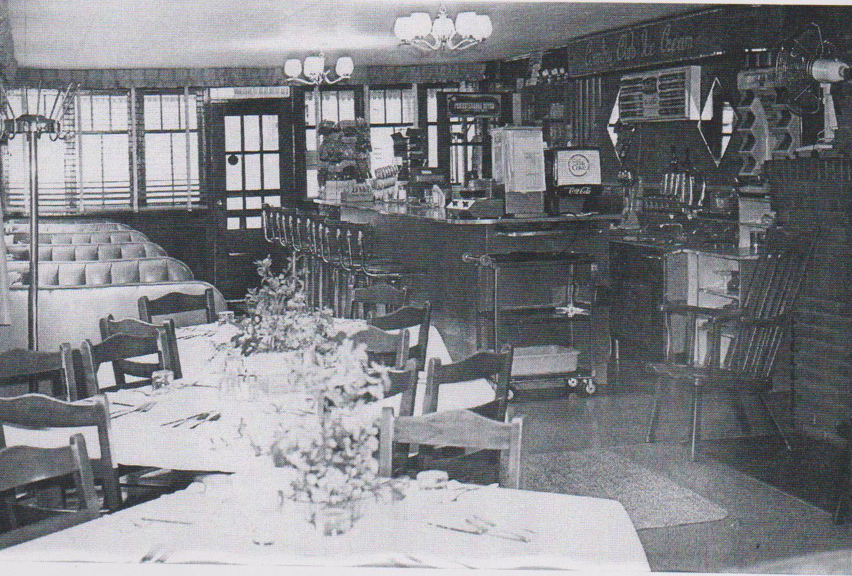 MacBeths Dining Room