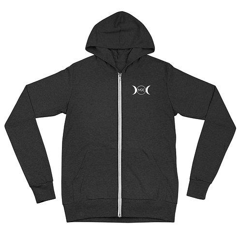 MPC Unisex zip hoodie