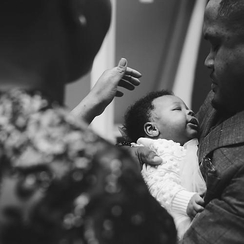 Anyanwu Baby Dedication